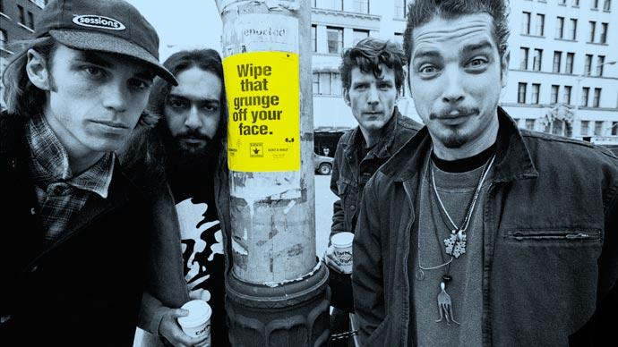 Todo el mundo adora nuestra ciudad: una historia oral del grunge