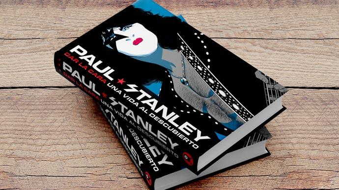 Ya a la venta: la autobiografía de Paul Stanley