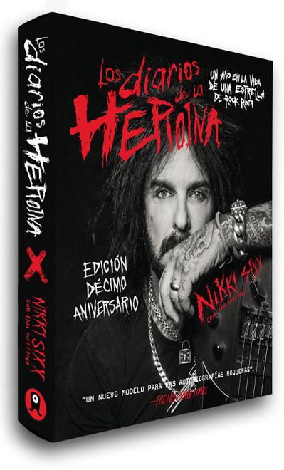 Literatura rock - Página 35 Diarios